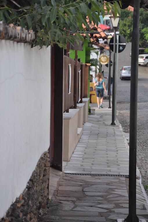 As ruas de pedra de Pirenópolis. Foto: Johen Carneiro