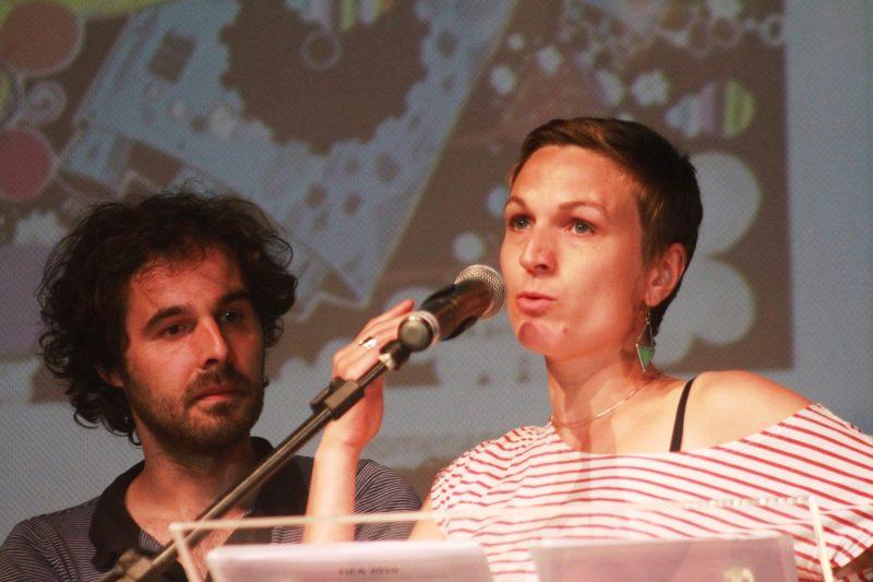 Marie Brumagne e Bram Van Cauwenberghe. Foto: Leon Iran (Seduce)