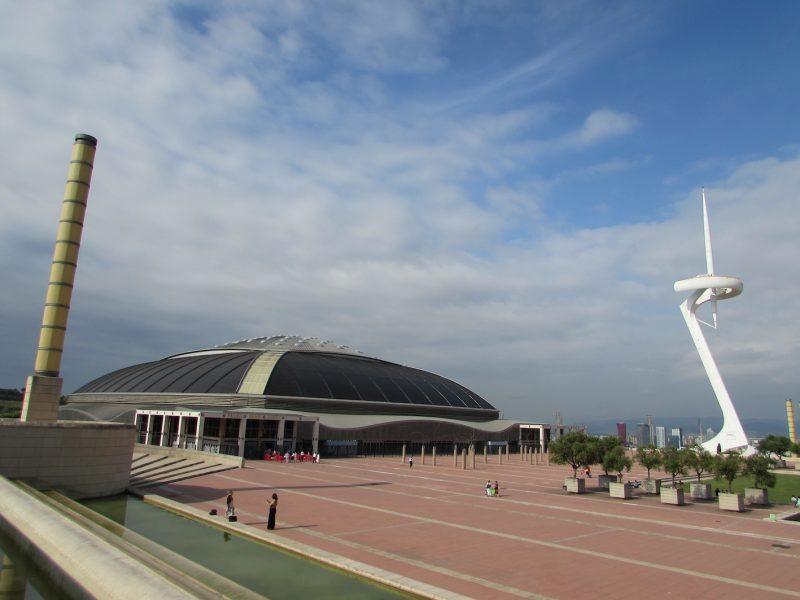 O cenário das instalações olímpicas de Barcelona é bonito, mas seu uso nem sempre é esportivo.