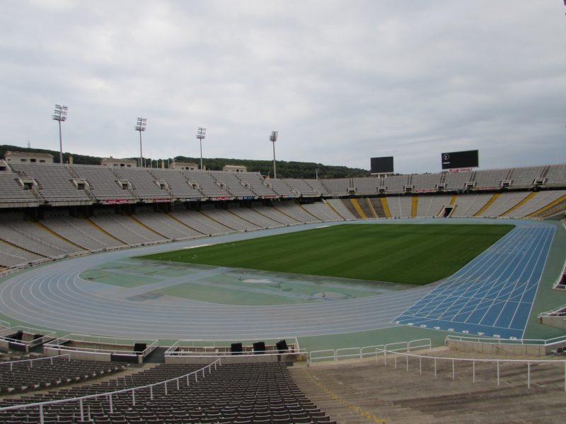 Estádio Olímpico de Barcelona é hoje um museu.