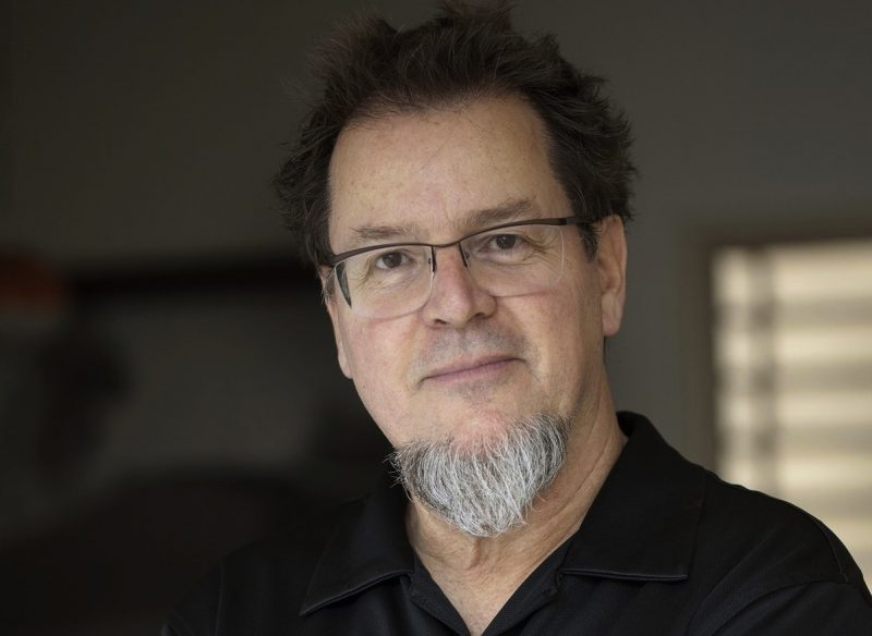 Diretor Tadeu Jungle apresentou documentário Rio de Lama na abertura do FICA