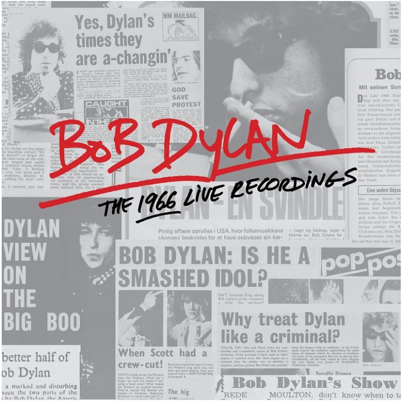 Bob Dylan cover art (PRNewsFoto/Columbia Records/Legacy Recordi)