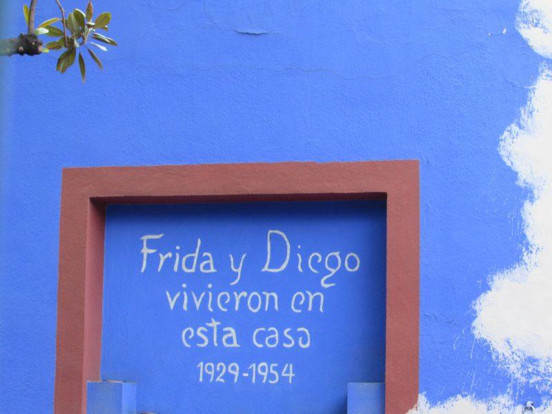 Casa Azul, onde Diego Rivera e Frida Khalo viveram: história de paixão, ardor e arte