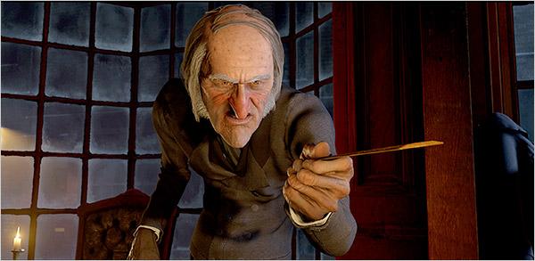 Os Fantasmas de Scrooge. Foto: Divulgação