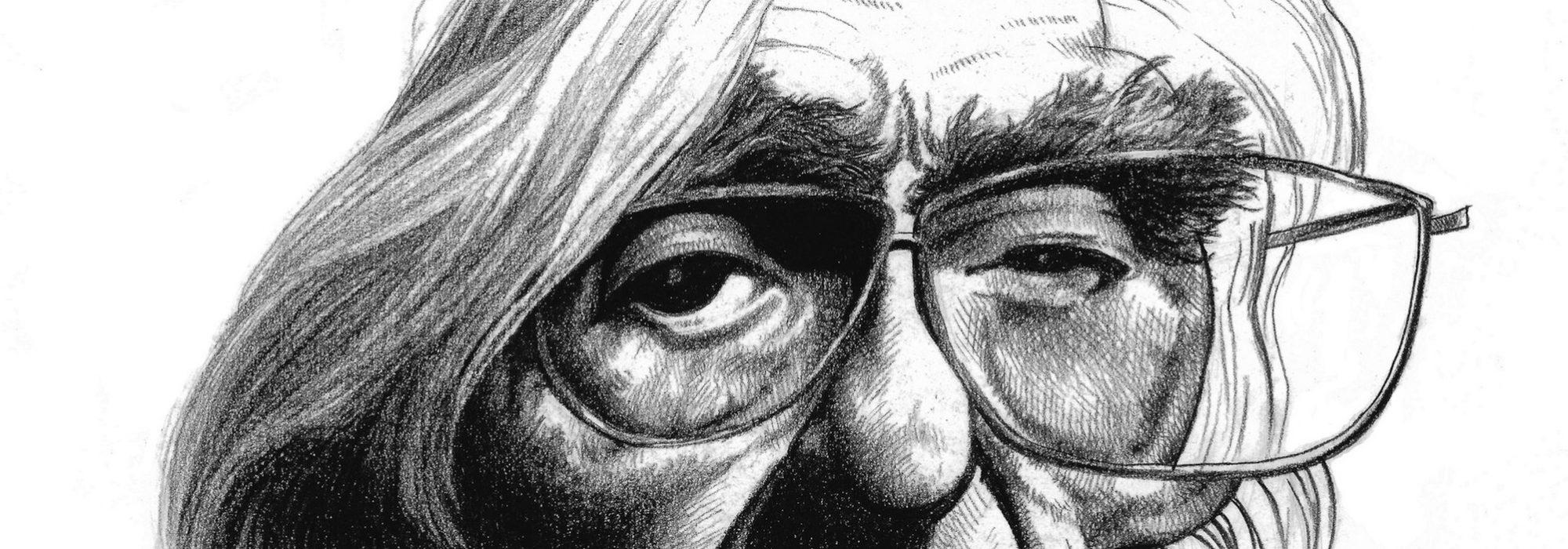 Caricatura: Rocha