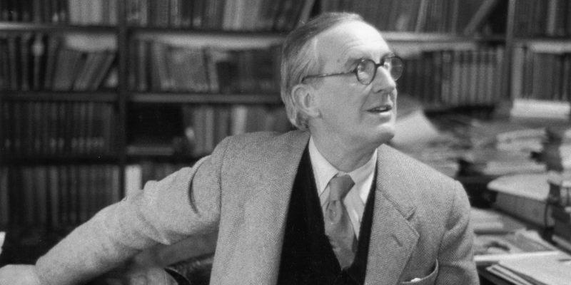 Tolkien em 1955 / Getty