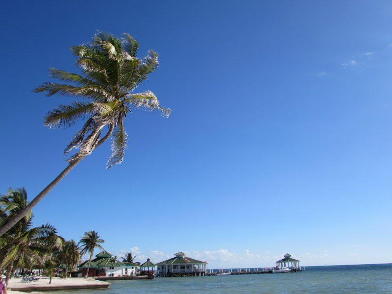 Belize é um cartão-postal do Caribe: beleza pura. / Foto: Rogério Borges