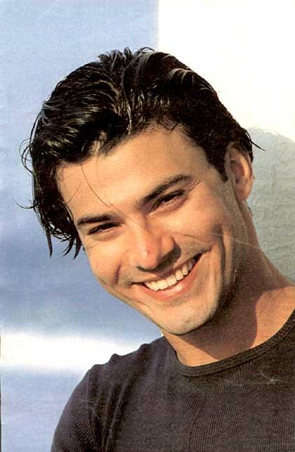 O ator nos anos 1990: auge como símbolo sexual