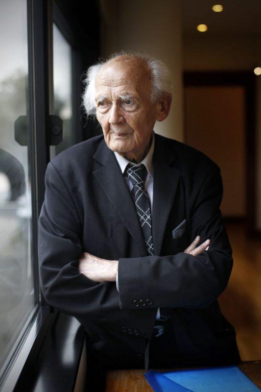 Bauman sempre pensou a sociedade em seus desafios: lucidez e pessimismo. / Foto: Divulgação