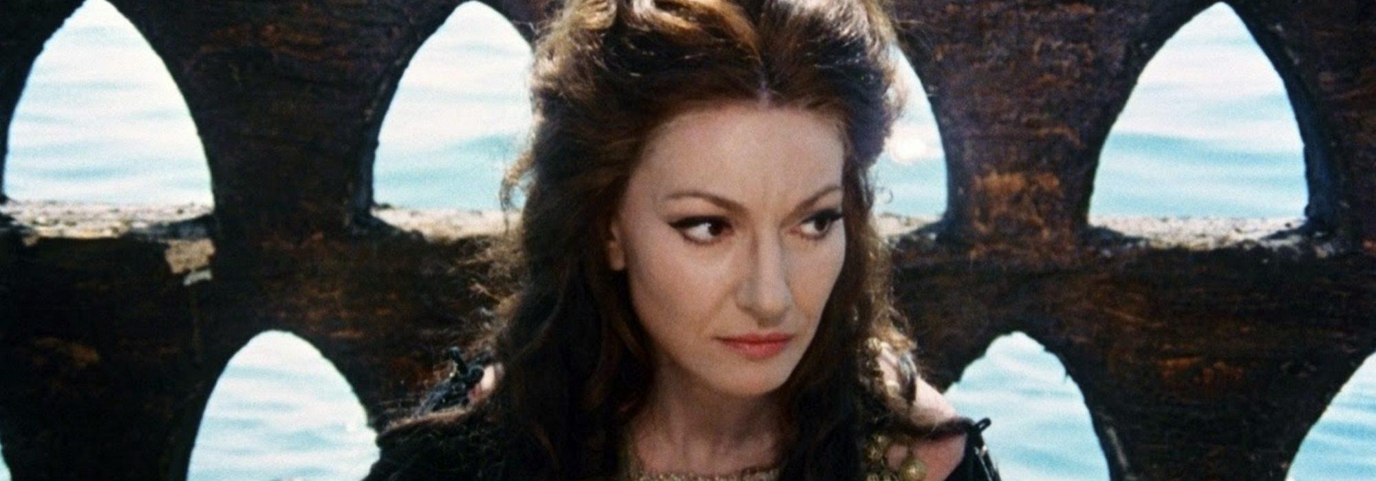 Imagem: Maria Callas em Medeia, de Pasolini (Divulgação)