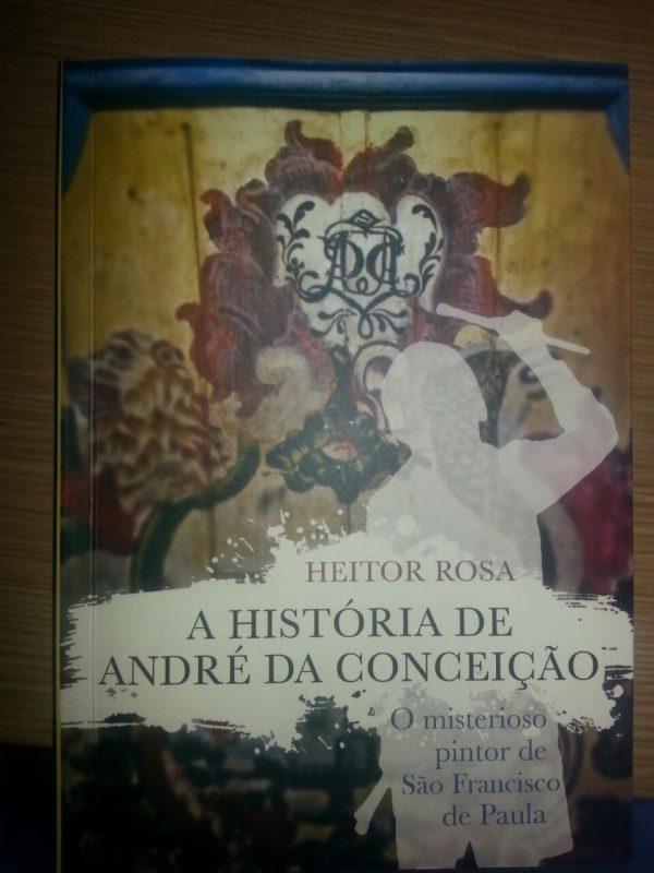 Capa do novo livro de Heitor Rosa, concebida pelo artista plástico Elder Rocha Lima