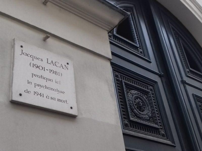 Antigo consultório de Lacan: passeio pela cultura. / Foto: Rogério Borges