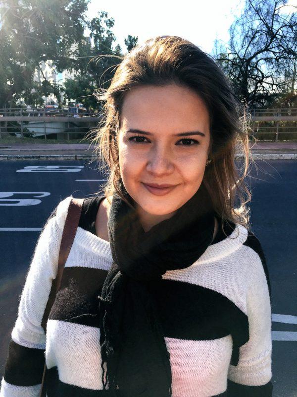 Mariana Capeletti: meses de pesquisa