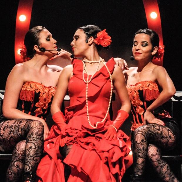 Canção Desnaturada. Foto: Layza Vasconcelos
