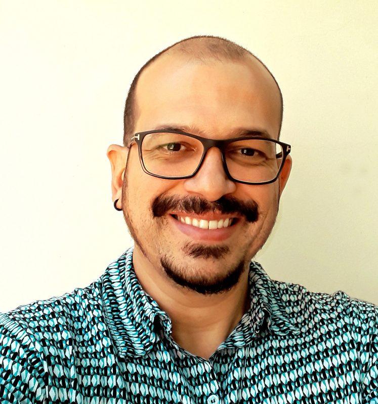 Cláudio Aleixo: autodidata com traço bem humorado e inteligente