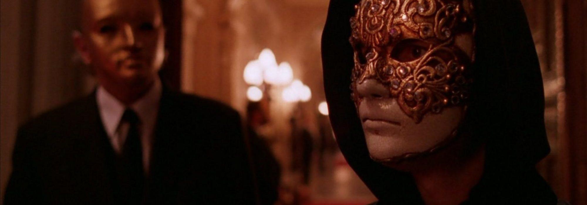 Imagem: cena do filme De Olhos Bem Fechados