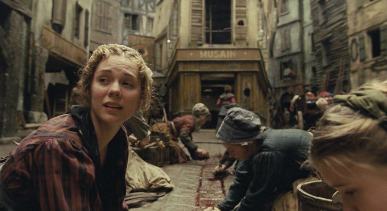 Foto: cena do filme Os Miseráveis (2012)