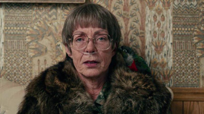 Allisson Janney no papel que lhe deu um Oscar em Eu, Tonya: relacionamentos abusivos