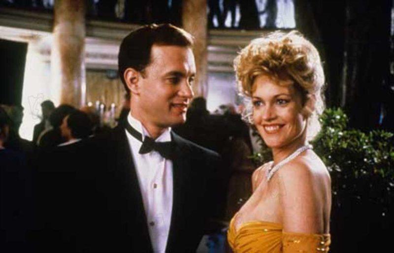Tom Hanks e Melanie Grifth, em cena de A Fogueira das Vaidades: sucesso na literatura e no cinema