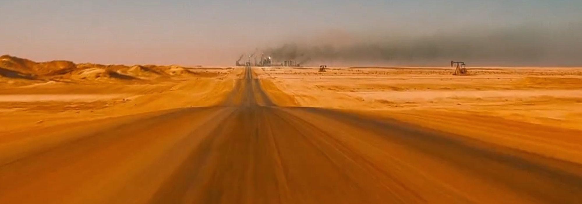 Imagem: filme Mad Max: Estrada da Fúria