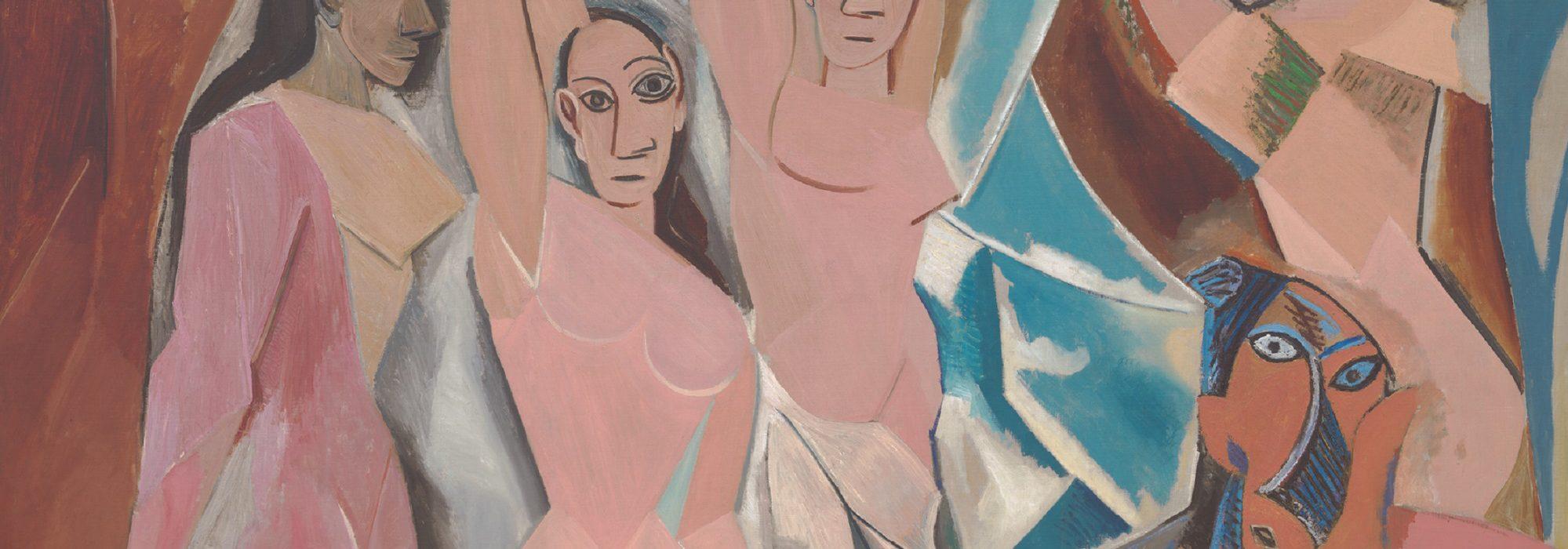 Les Demoiselles d´Avingnon (Pablo Picasso) - MoMa