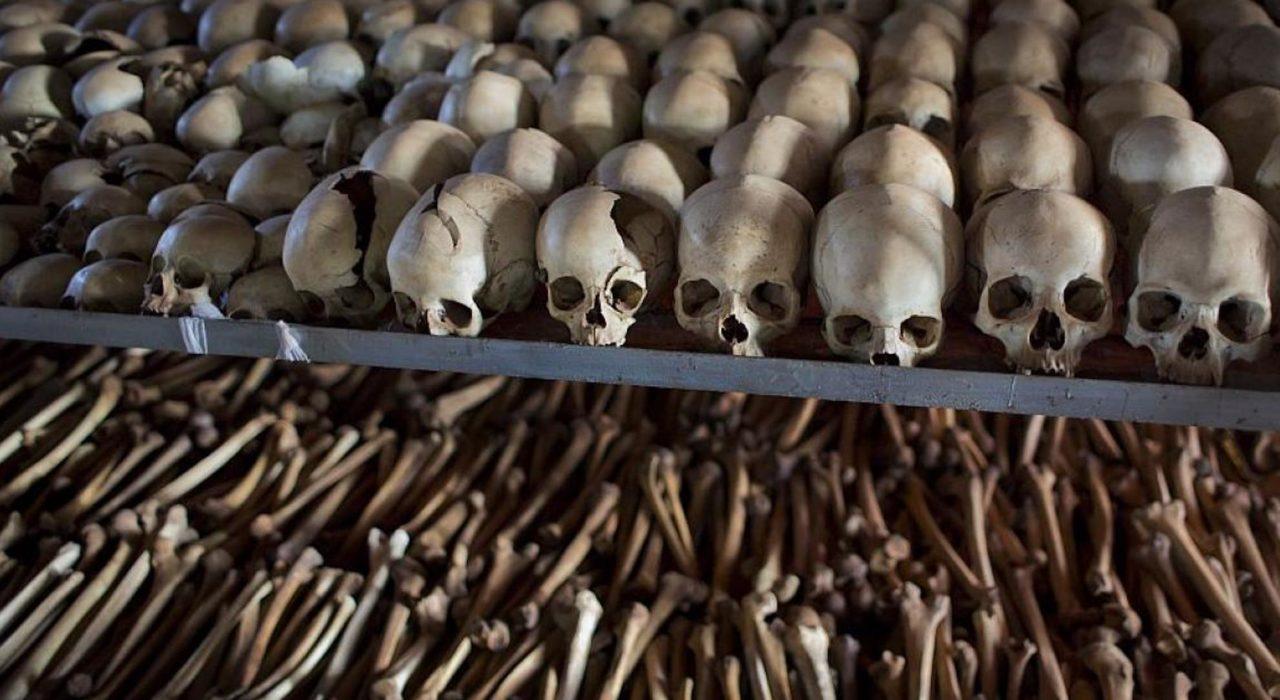 Imagem: Genocide Memorial Centre / Ruanda