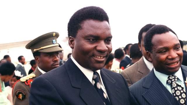 Presidente Júvenal Habyarimana, de Ruanda: morte desencadeou genocídio / Foto: Radio France