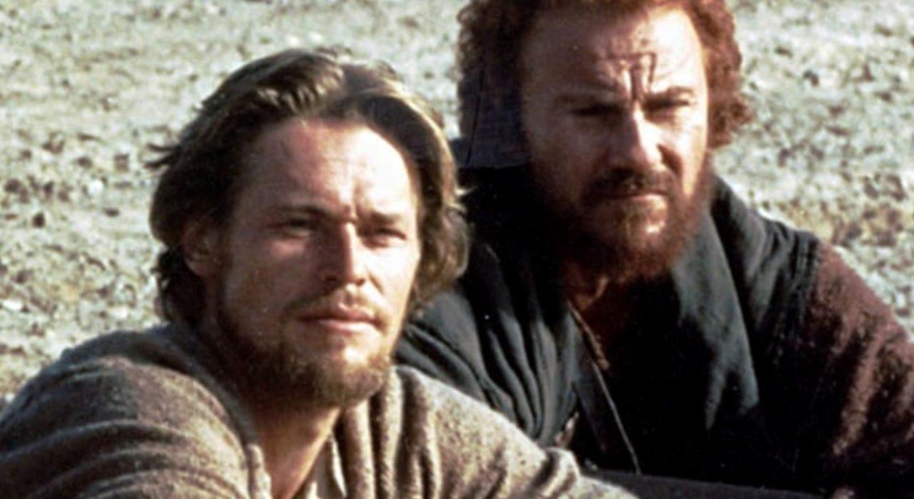 Imagem: cena do filme A Última Tentação de Cristo, de Martin Scorsese