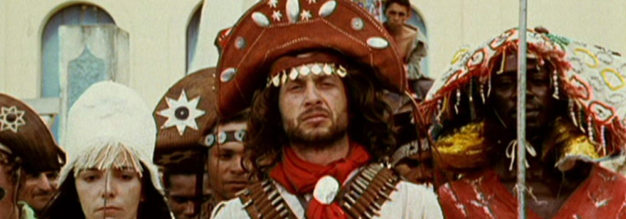 Imagem: cena de O Dragão da Maldade Contra o Santo Guerreiro (1969)
