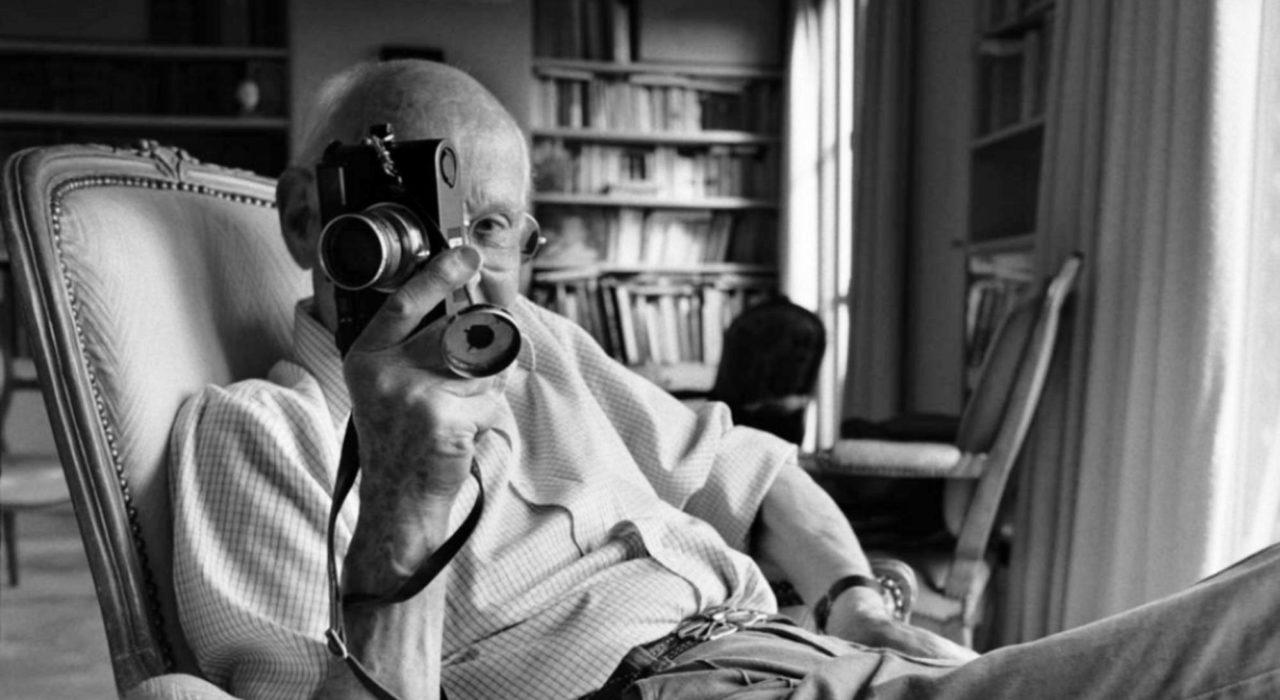 Foto: Autoportrait (Cartier-Bresson)