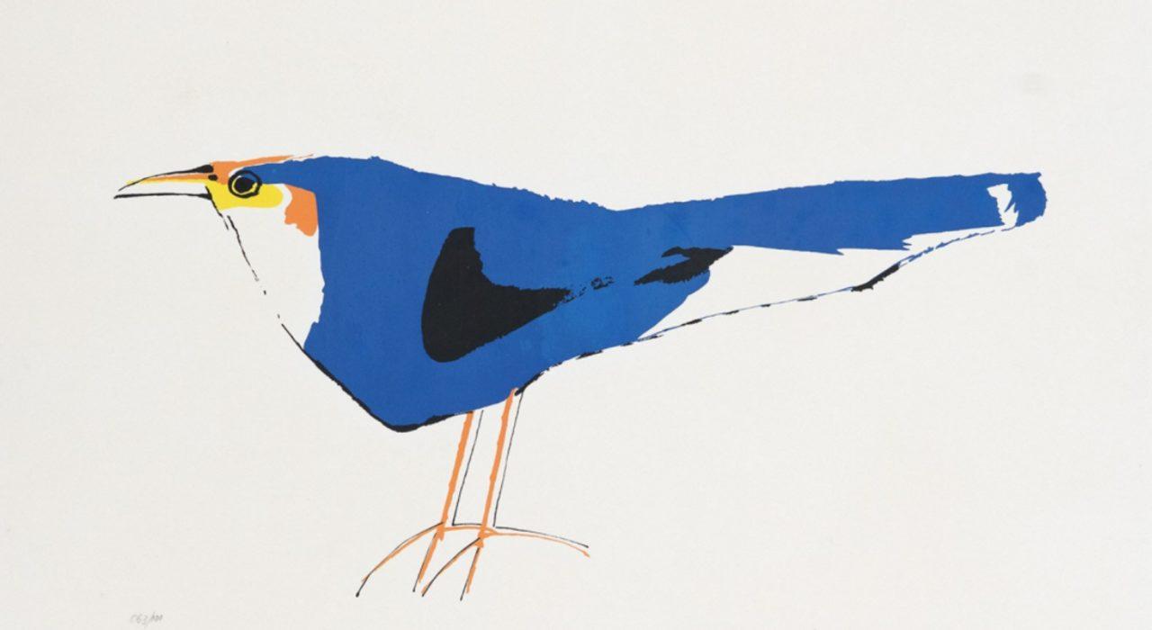 Imagem: Pássaro (Aldemir Martins)