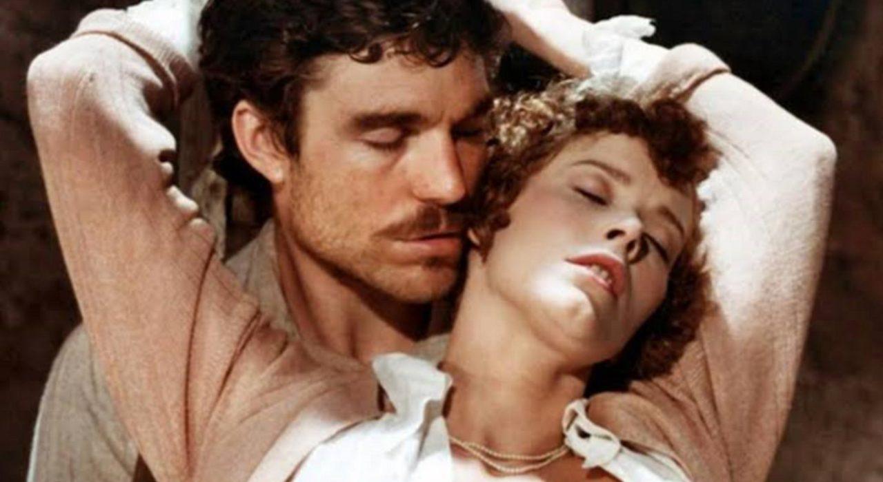 Imagem: cena do filme O Amante de Lady Chatterley (1981)