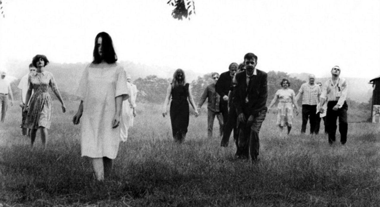Foto: cena do filme A Noite dos Mortos Vivos (1968)