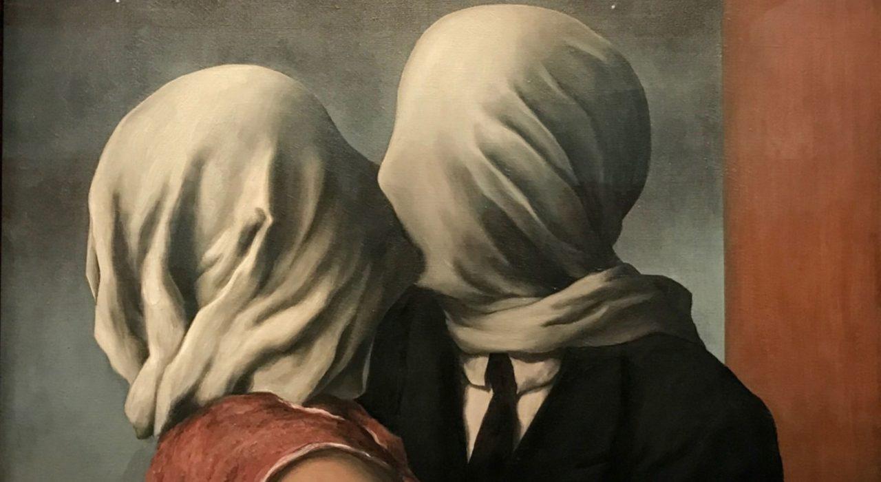 Imagem: Os Amantes (René Magritte, 1928)
