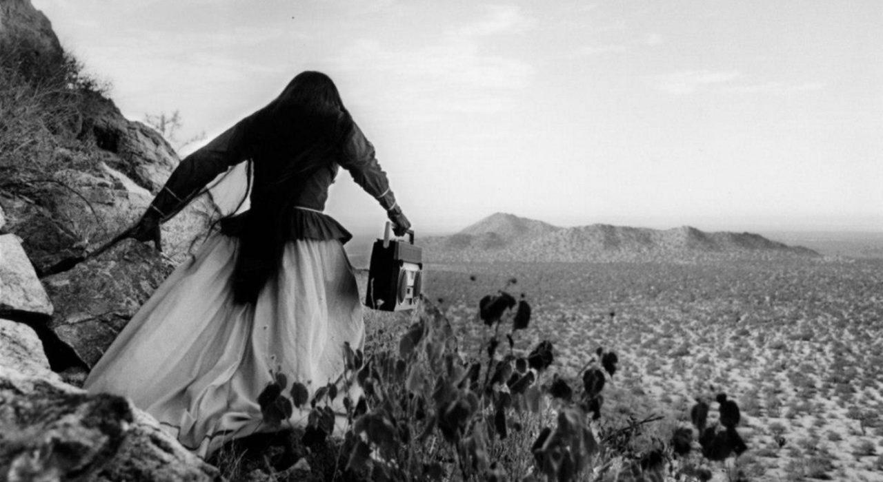 Foto: Mulher Anjo (Graciela Iturbide , 1981)