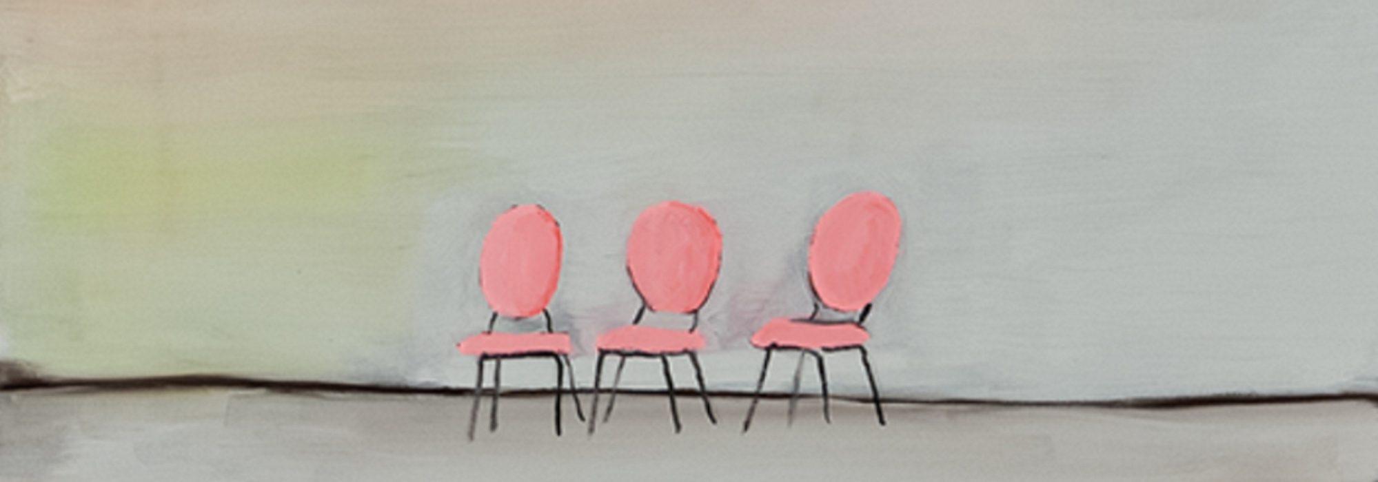 Imagem: detalhe da capa do livro Sombrio Ermo Turvo sobre obra de Ana Prata (Palco, 2012)
