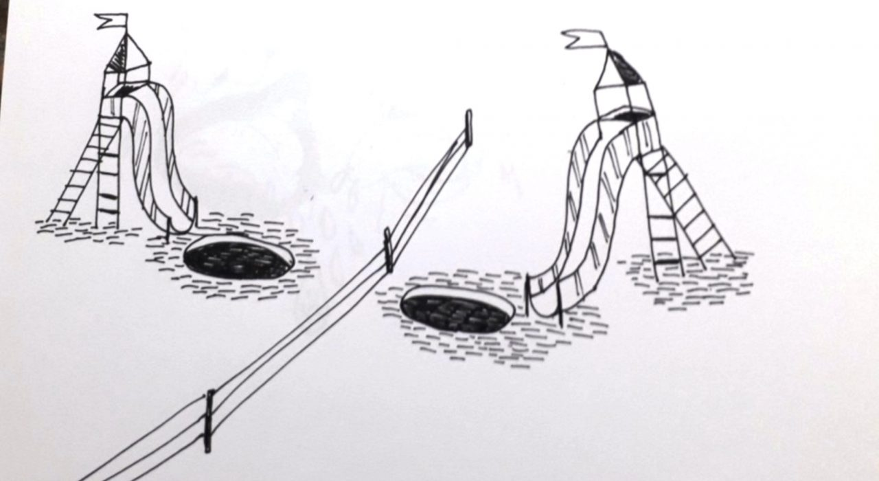 Imagem: desenho de Estevão Parreira (2020)
