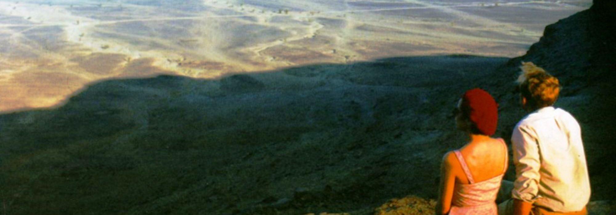 Imagem: cena de O Céu que nos Protege (Bernardo Bertolucci, 1990)