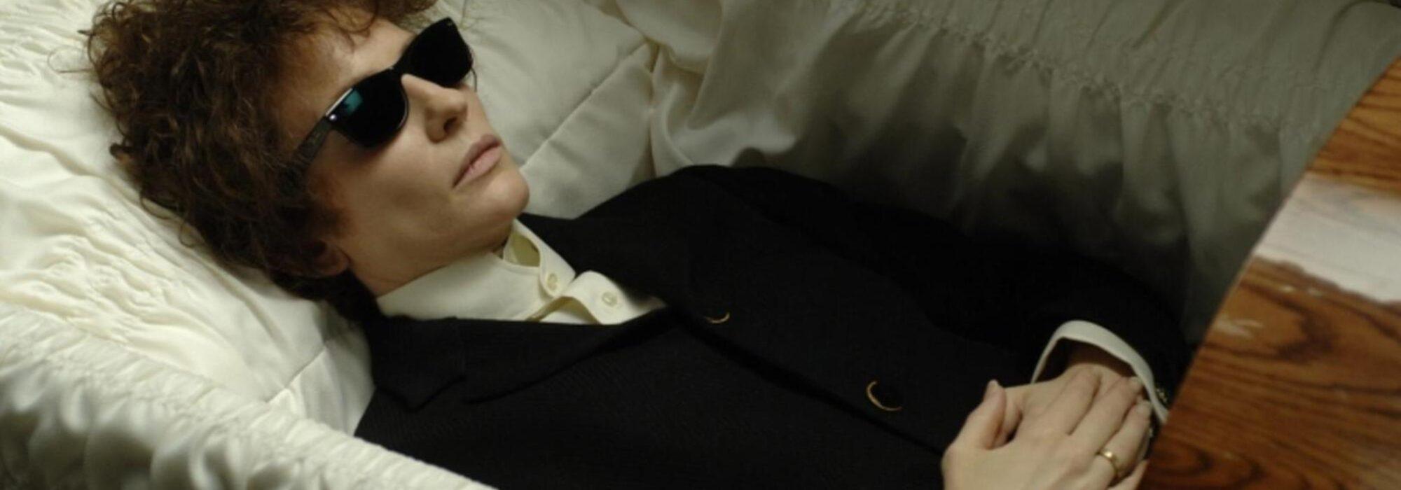 Imagem: cena do filme Não Estou Lá (Todd Haynes, 2008)