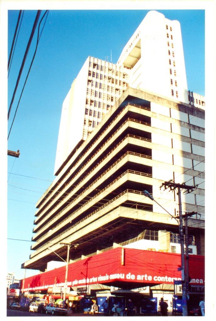 Antiga sede do Museu de Arte Contemporânea no Centro Cultural Octo Marques. Foto: Divino Sobral