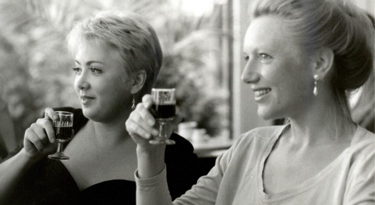 Imagem: cena do filme Queridas Amigas (István Szabó, 1992)