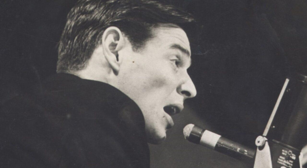 Foto: Tom Jobim em 1965 (Arquivo Nacional)